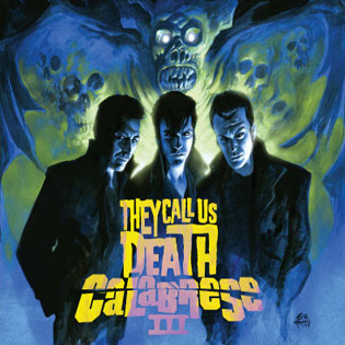 Calabrese – The World's Greatest Horror Rock Band!