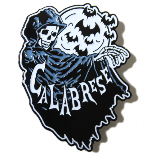 CALABRESE--Death-Pin