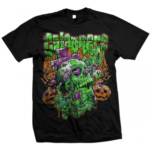 CALABRESE-Halloween-T-Shirt